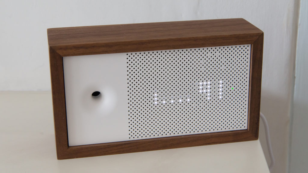 AWAIR – BEAUTIFUL AND USEFUL INDOOR AIR QUALITY MONITOR