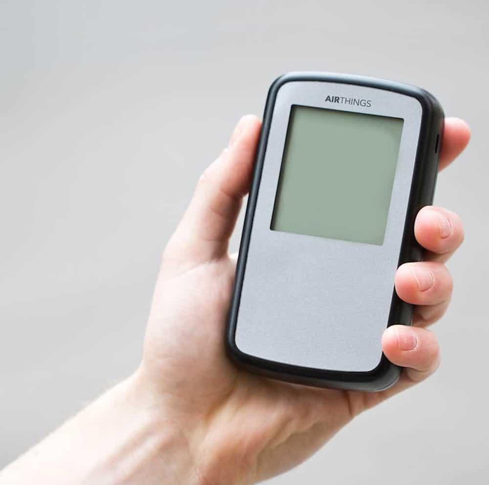 corentium-radon-monitor