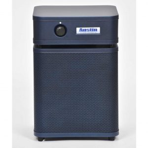HealthMate Allergy Machine Jr. HM205 (HEGA Filter Inside)- Midnight Blue