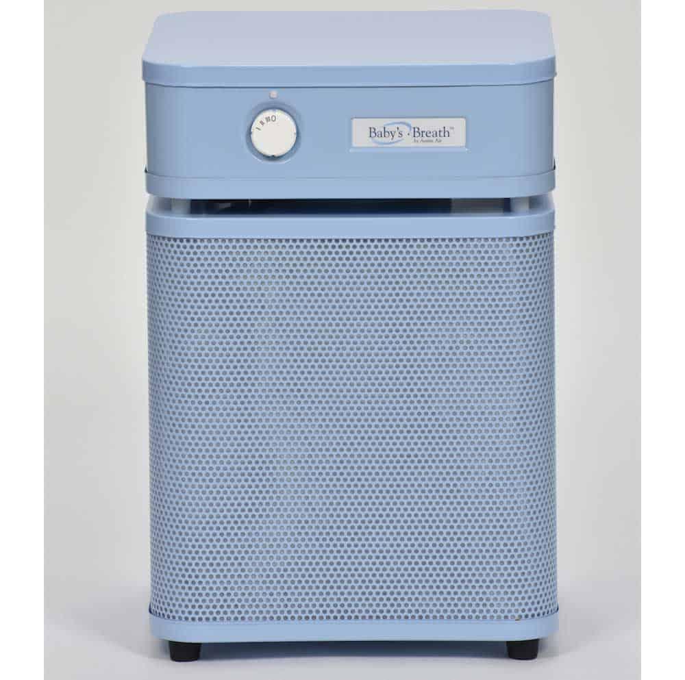 HealthMate Allergy Machine Jr. HM205 (HEGA Filter Inside)- Baby Blue