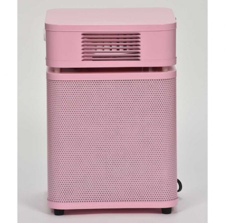 HealthMate Allergy Machine Jr. HM205 (HEGA Filter Inside)- Pink