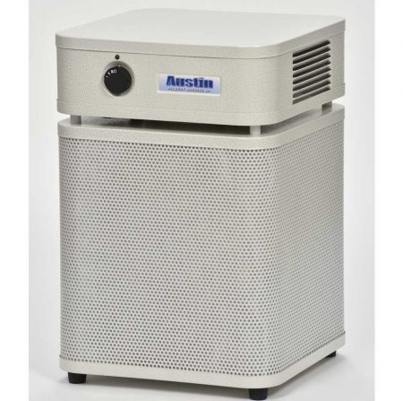 HealthMate Allergy Machine Jr. HM205 (HEGA Filter Inside)- Sandstone