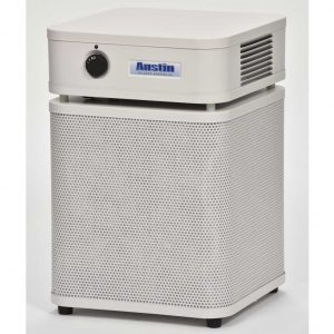 HealthMate Allergy Machine Jr. HM205 (HEGA Filter Inside)- White