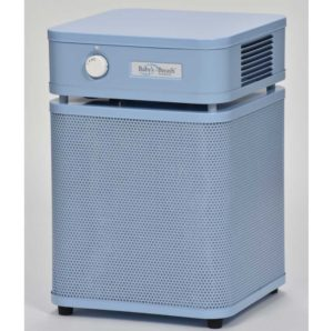 HealthMate Allergy Machine Jr. HM205 (HEGA Filter Inside)- Baby Blue