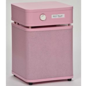 HealthMate Allergy Machine Jr. HM205 (HEGA Filter Inside)- Pink