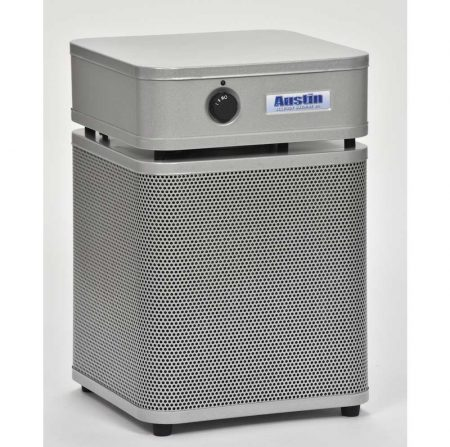 HealthMate Allergy Machine Jr. HM205 (HEGA Filter Inside)- Silver