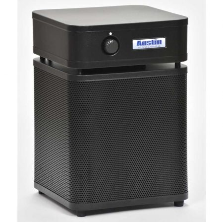 HealthMate Allergy Machine Jr. HM205 (HEGA Filter Inside)- Black