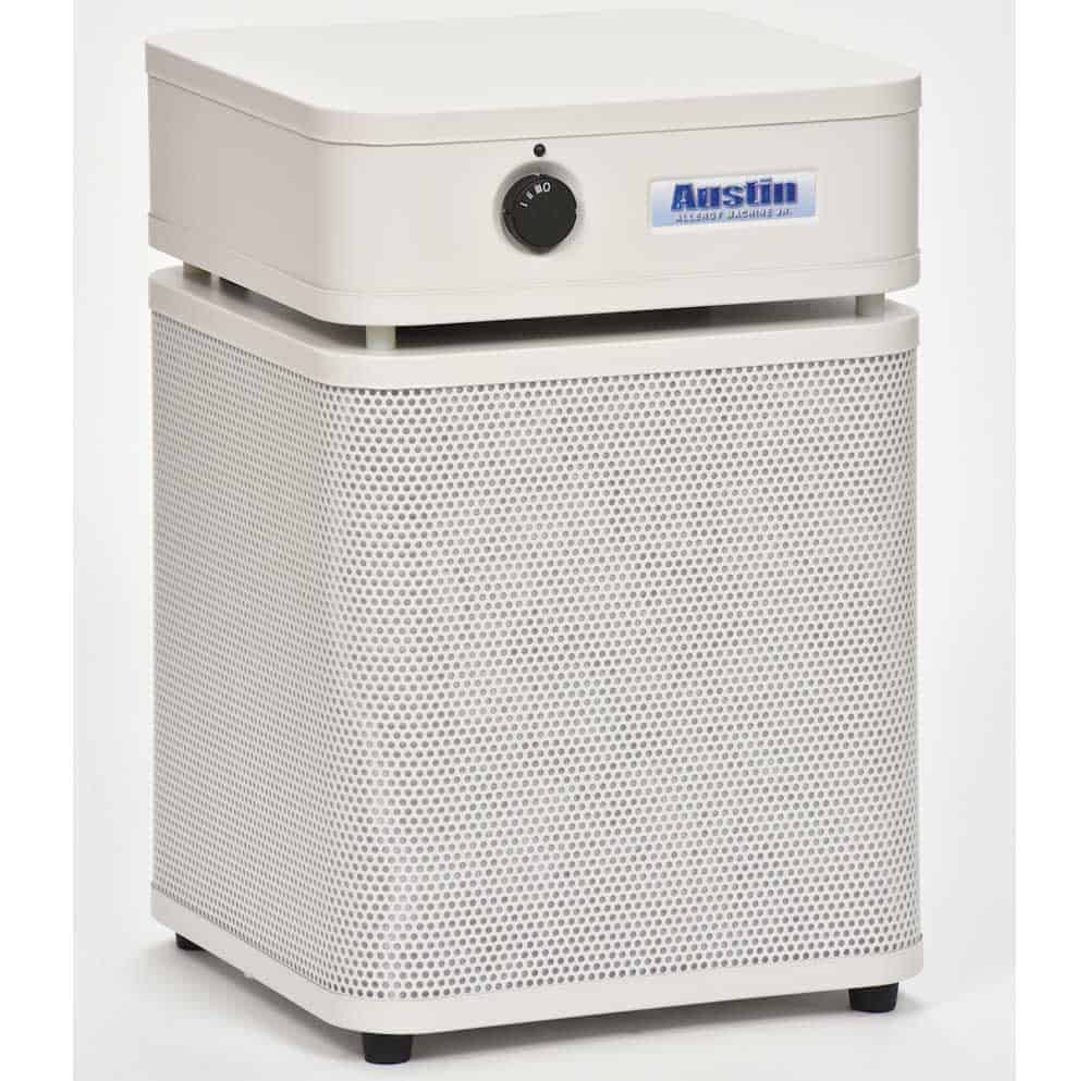HealthMate Allergy Machine Jr. HM205 (HEGA Filter Inside)- White