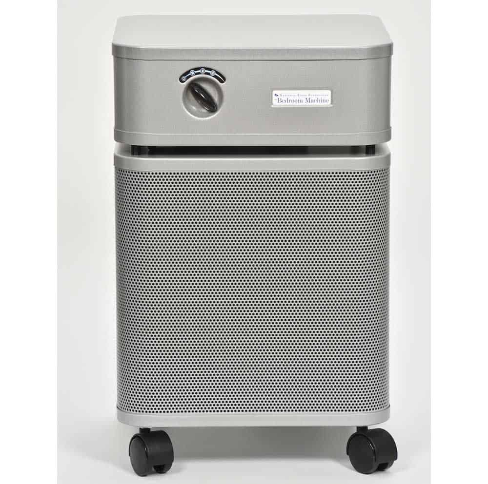 Healthmate Bedroom Machine Hm402 Silver Air Purifier