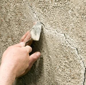 Sealing Cracks