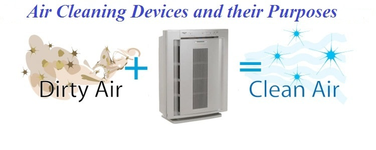 Air Cleaning Devices and their Purposes