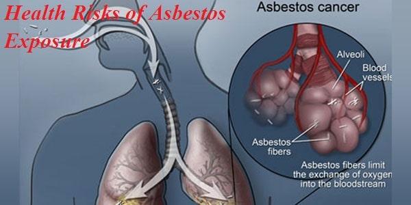 health risk of asbestos exposure