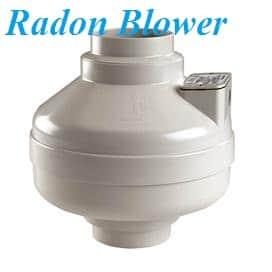 Radon Blower