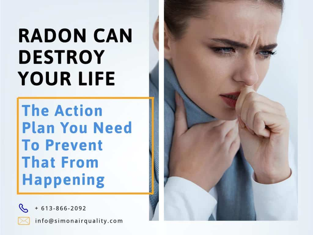 radon can distroy your life
