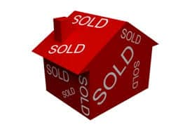 Sold Red Home